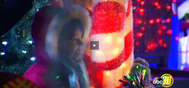Christmas Tree Lane Fresno Ca