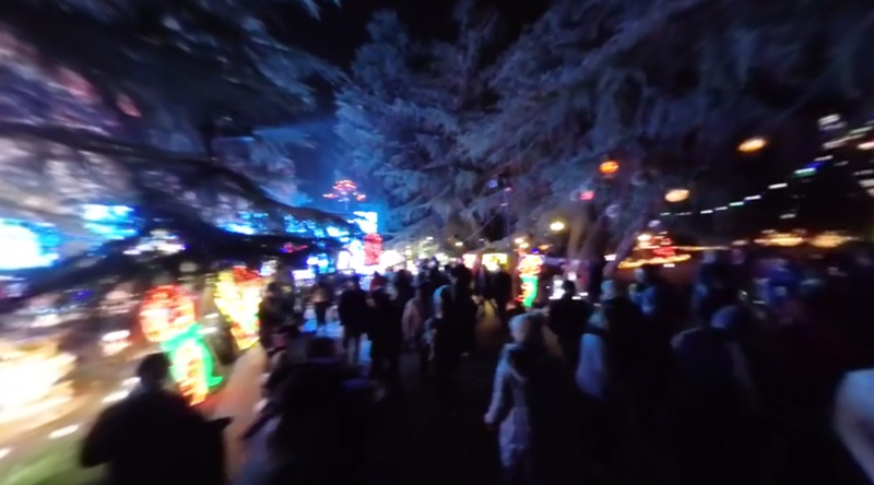 Christmas Tree Lane Fresno.Christmas Tree Lane A Fresno Tradition Since 1920